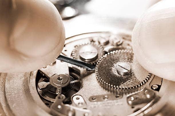 Antique Clock Repairer Berkshire